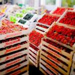 Le marché de Rungis accueille les meilleurs produits en provenance du monde entier